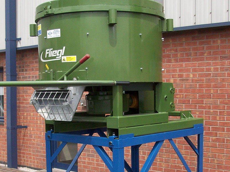 Peveril Machinery - Other Mixers